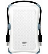 Silicon Power Armor A30 1TB SP010TBPHDA30S3W USB 3.0 White