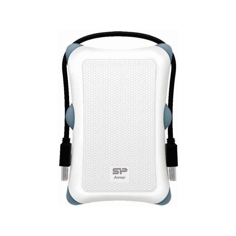 Silicon Power Armor A30 500GB SP500GBPHDA30S3W USB 3.0 White