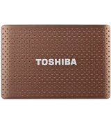 Toshiba 1TB STOR.E Partner (PA4285E-1HJ0) Brown