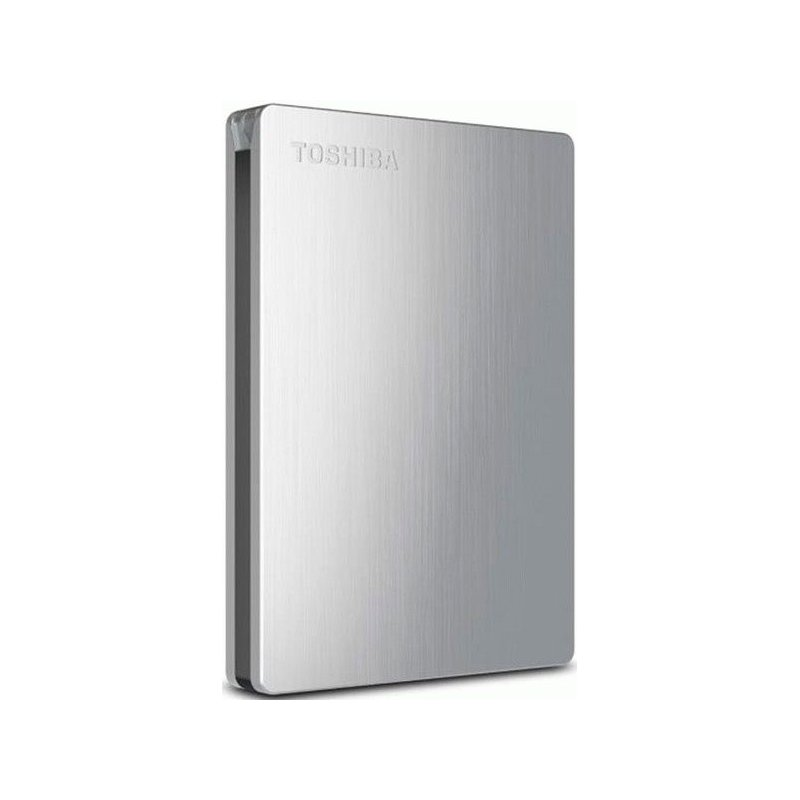 Toshiba STOR.E SLIM 1TB (HDTD210ES3EA) Silver