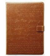 Zenus Masstige Lettering Diary Series для Samsung Galaxy Tab 3 10.1 P5200/P5210 Brown