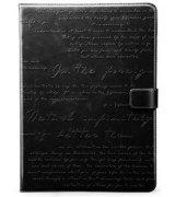 Zenus Masstige Lettering Diary Series для Samsung Galaxy Tab 3 10.1 P5200/P5210 Black