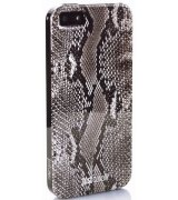 Puro Just Cavalli Micro Piton накладка для iPhone 5/5S Grey
