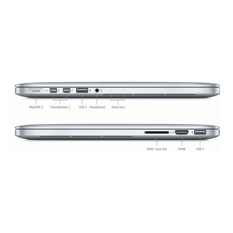 Apple MacBook Pro (Z0QC00021) with Retina Display 2013
