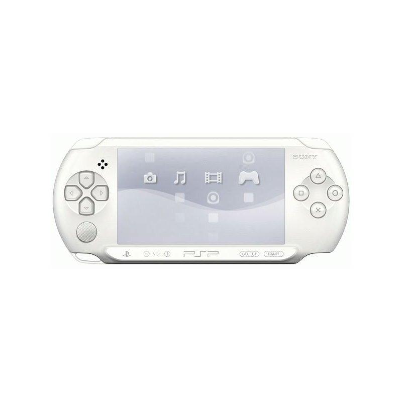 Sony PSP-E1008 White
