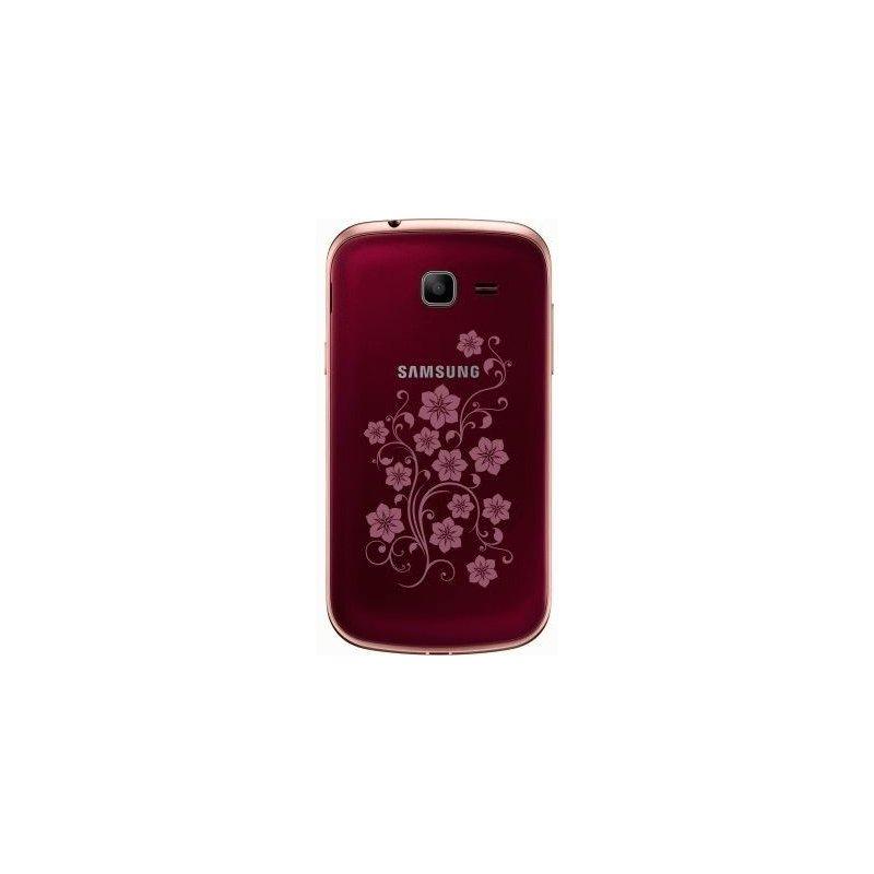 Samsung Galaxy Trend S7390 Flamingo Red