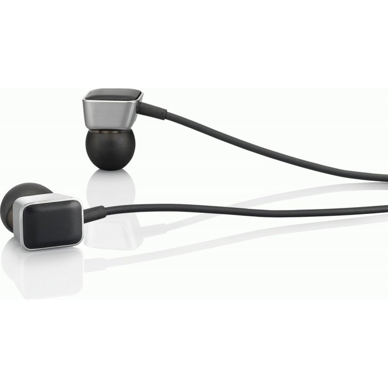 Harman Kardon AE Acoustically Enhanced Isolating In-Ear Headphones MFI Black (HAR/KAR-AE)