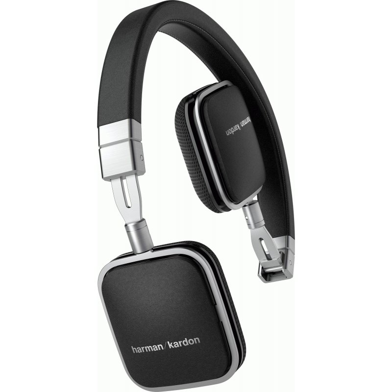 Harman Kardon On-Ear Headphones Soho I Black (HKSOHOIBLK)