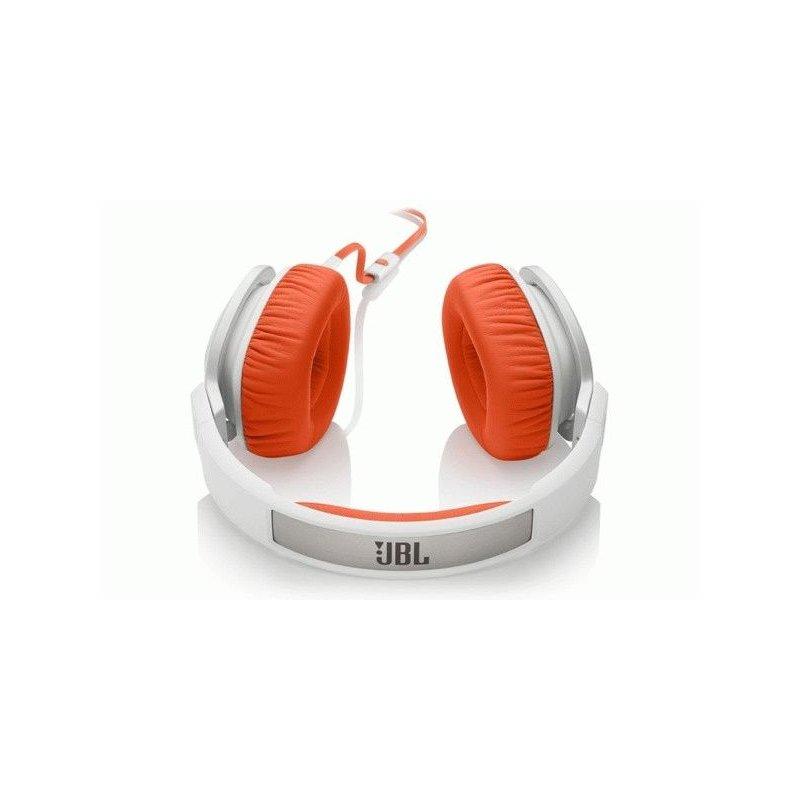 JBL On-Ear Headphone J88i White/Orange (J88I-WOR)