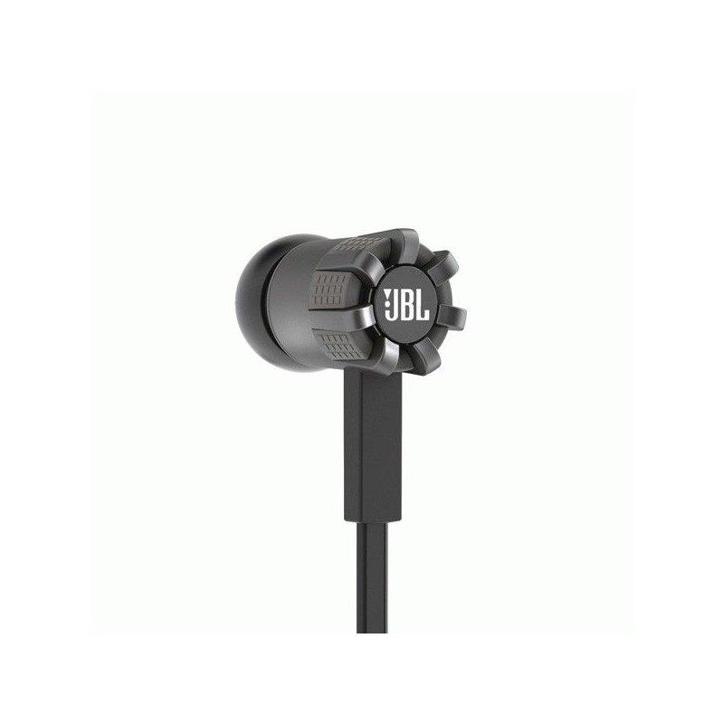 JBL In-Ear Stereo Headphones Synchros S200i Onyx Black (SYNIE200IBLK)
