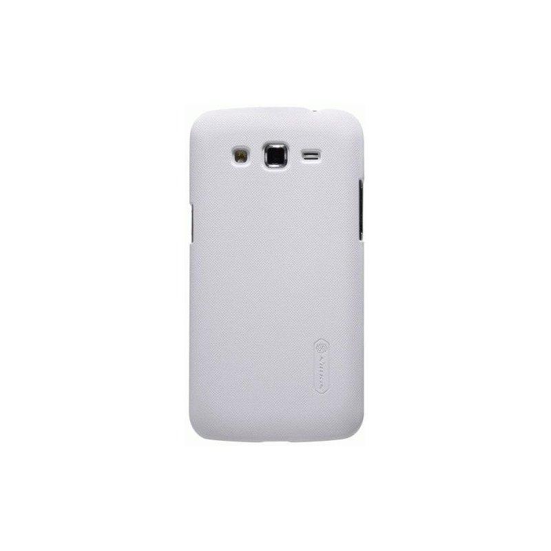 Пластиковая накладка Nillkin Matte для Samsung Galaxy Grand 2 Duos G7102 White