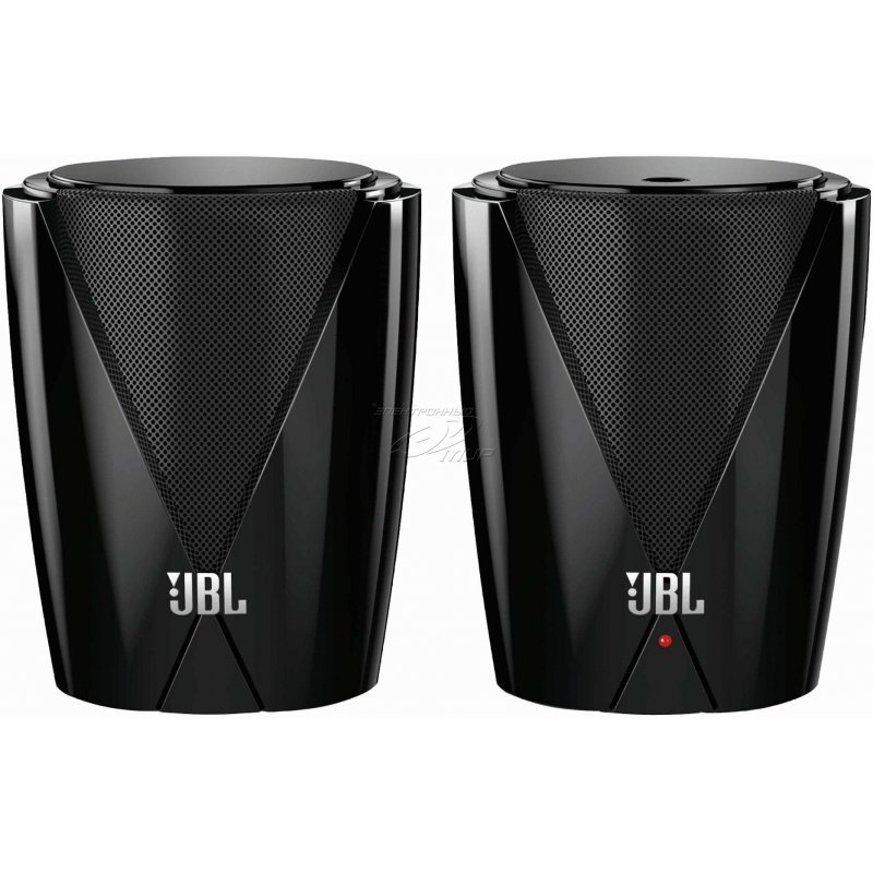 JBL Jembe Black for iPhone/iPod (JBLJEMBEBLK)