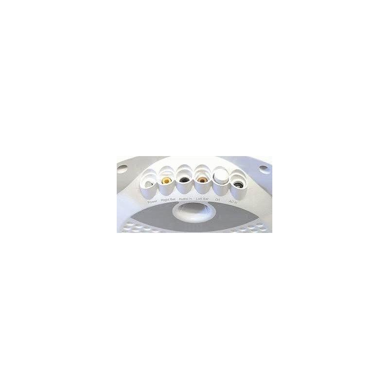 JBL Powered 2.1 Speaker System Creature III White (JBLCREATURE3WHTE)