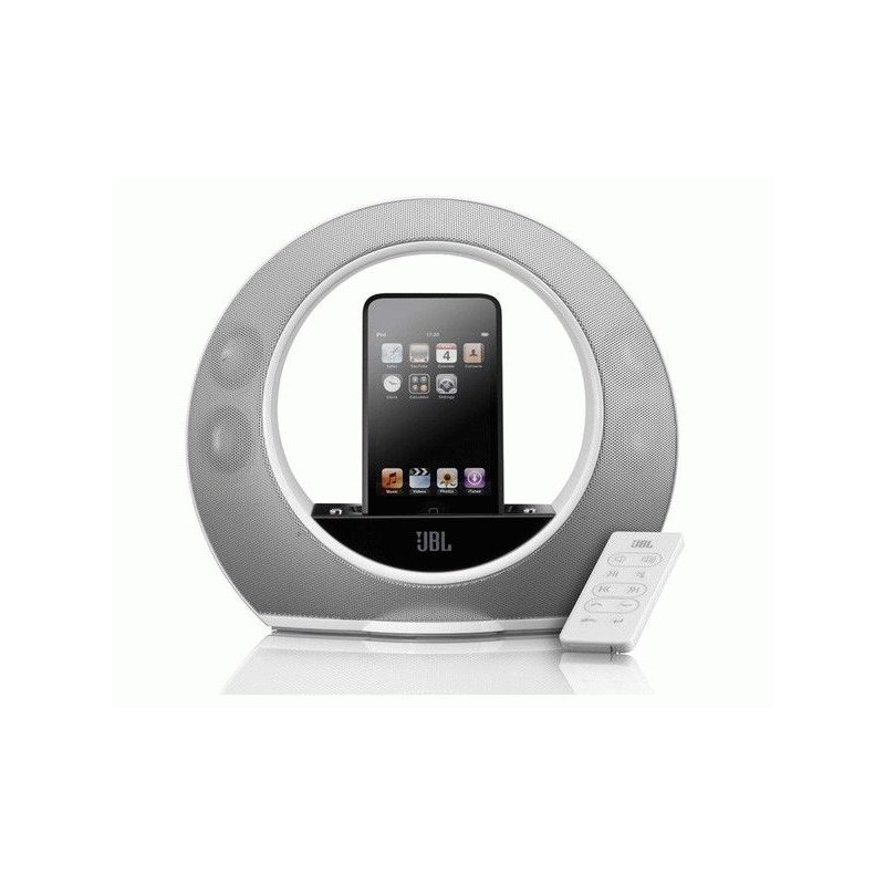 JBL Radial White for iPhone/iPod (JBLRADIALWHT)
