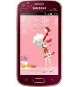 Samsung Galaxy Core I8262 Red La Fleur