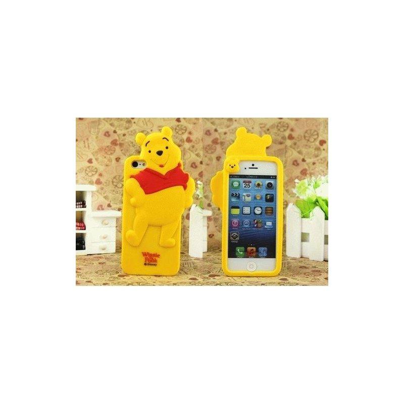Чехол Winnie Pooh для iPhone 5/5S
