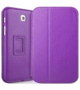 Yoobao Executive Leather Case для Samsung Galaxy Tab P5200/P5210 Purple