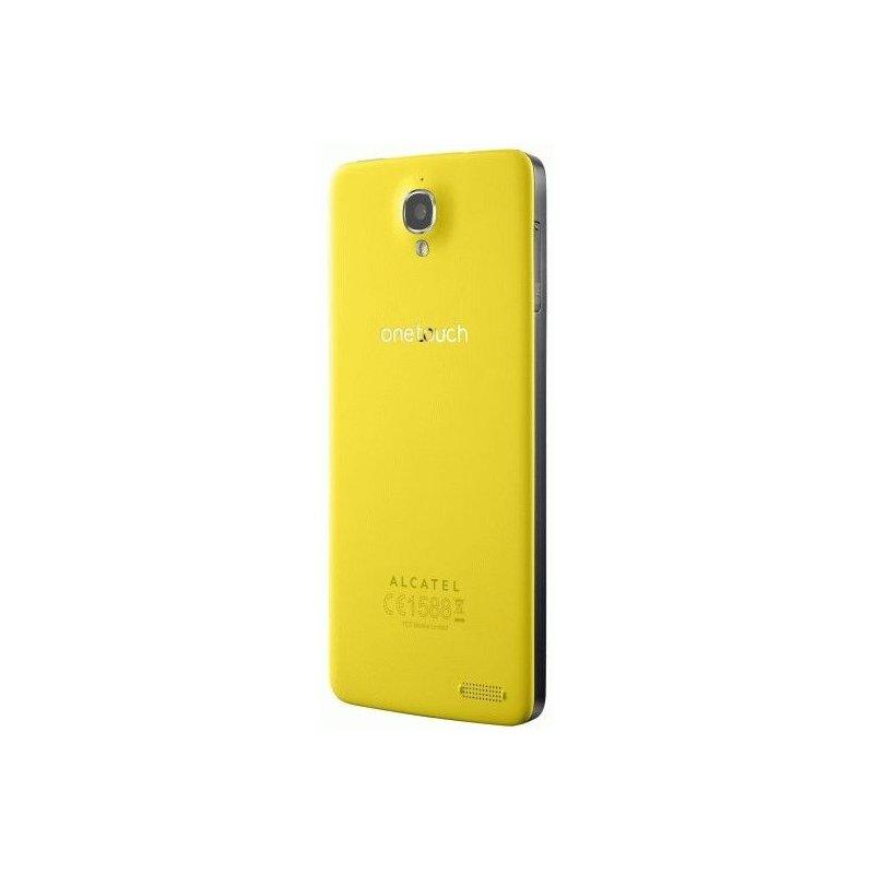 Alcatel One Touch Idol X 6040X Yellow