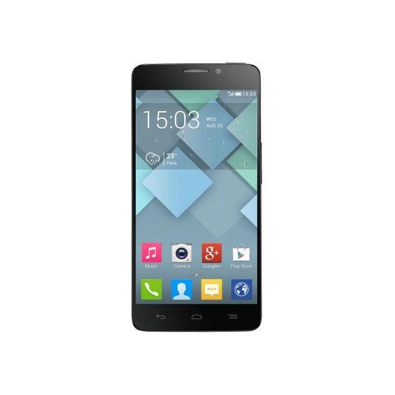 Alcatel One Touch Idol X 6040D Dual SIM Slate