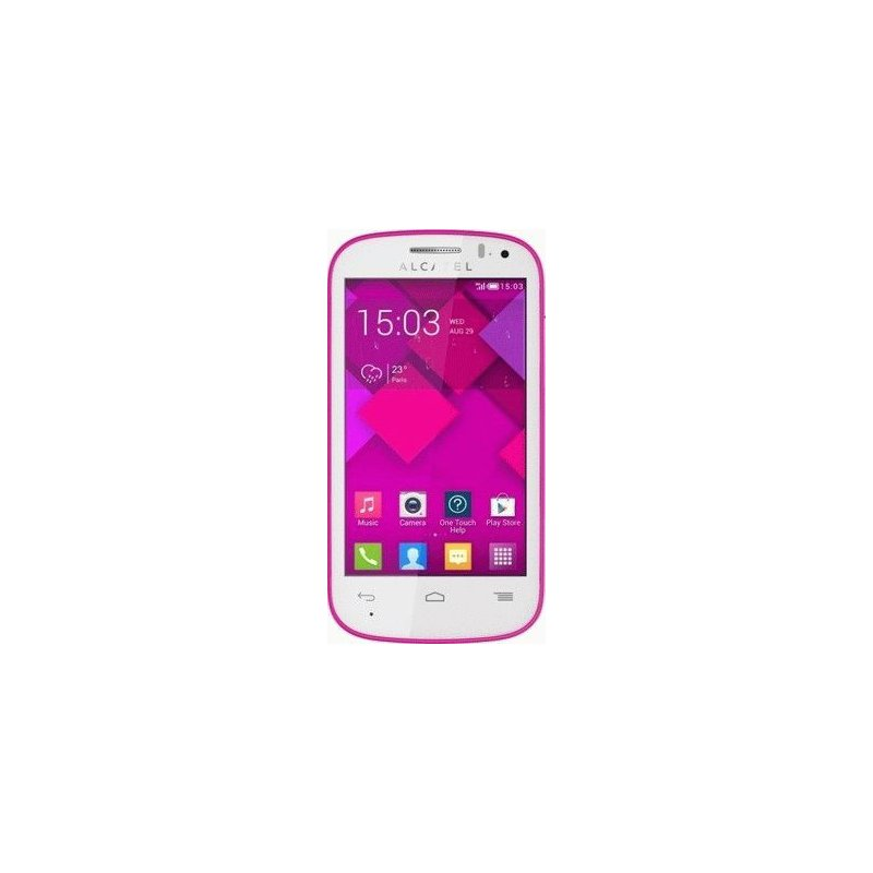 Alcatel One Touch 4033D Dual SIM Hot Pink
