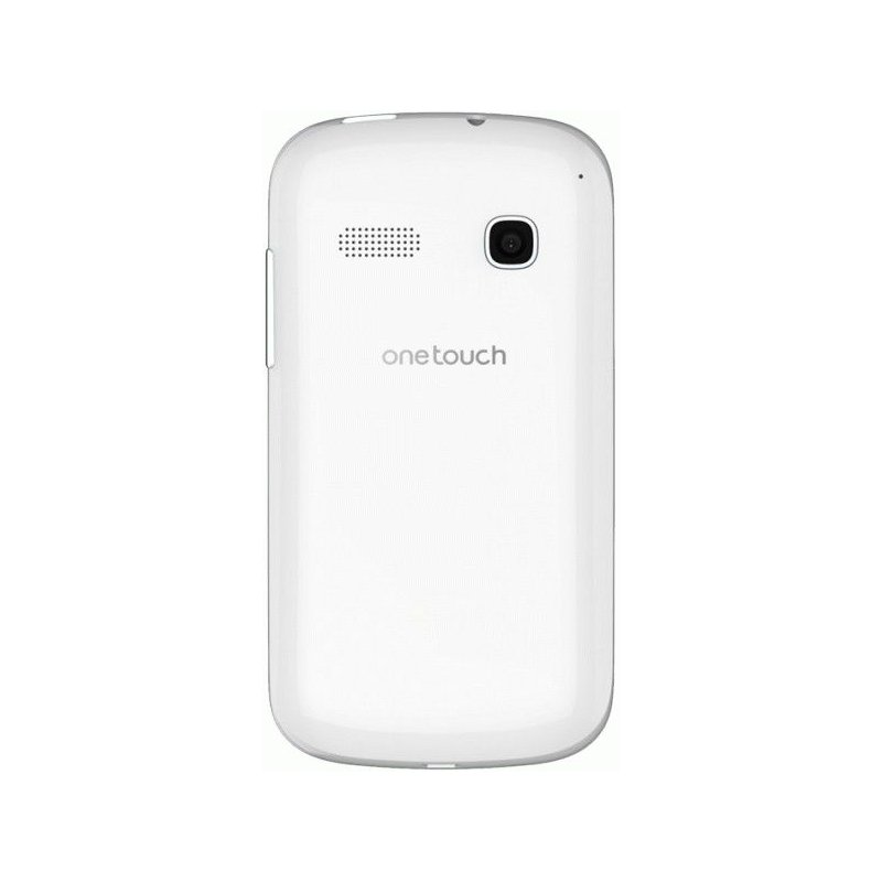 Alcatel One Touch 4033D Dual SIM Pure White