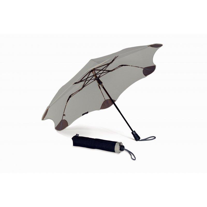 Зонт Blunt XS_Metro Grey Dig (серый)