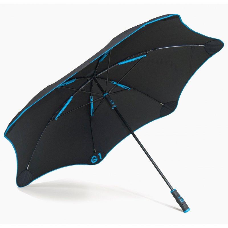 Зонт Blunt Golf_G1 Blue (черный/голубой)