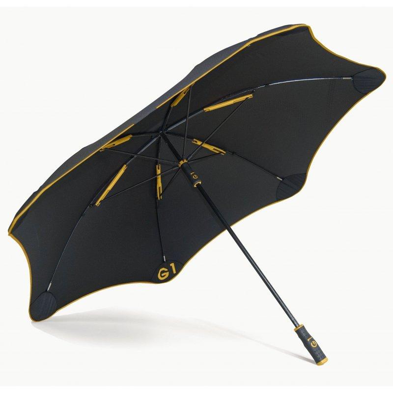 Зонт Blunt Golf_G1 Yellow (черный/жёлтый)