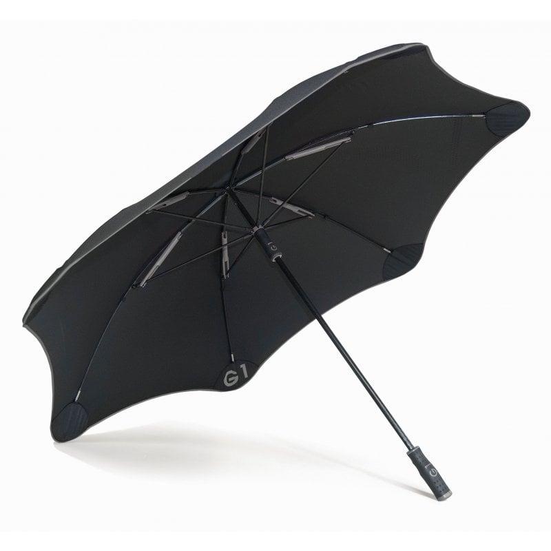Зонт Blunt Golf_G1 Charcoal (черный/серый)
