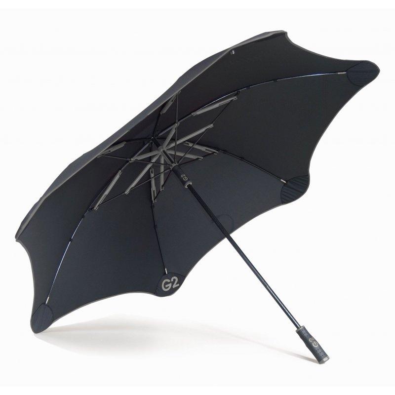 Зонт Blunt Golf_G2 Charcoal (черный/серый)