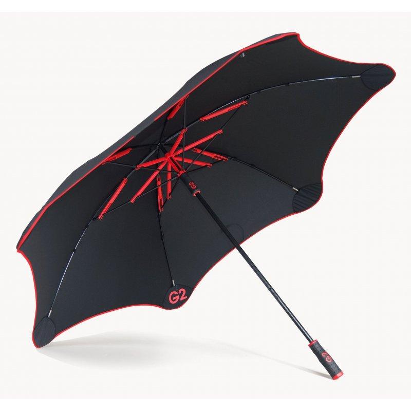 Зонт Blunt Golf_G2 Red (черный/красный)