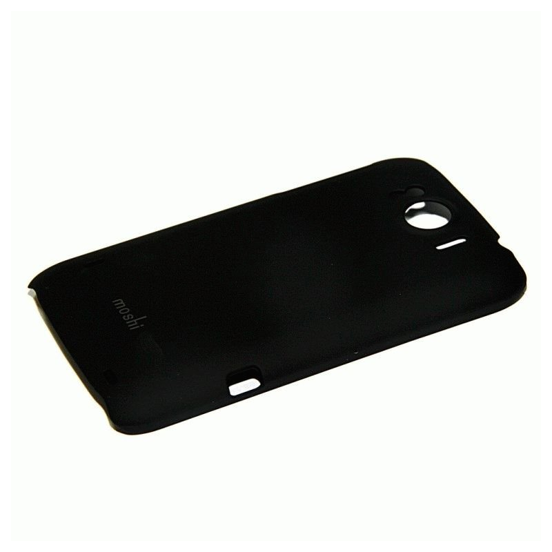 Moshi накладка для HTC Sensation XL X315e Black