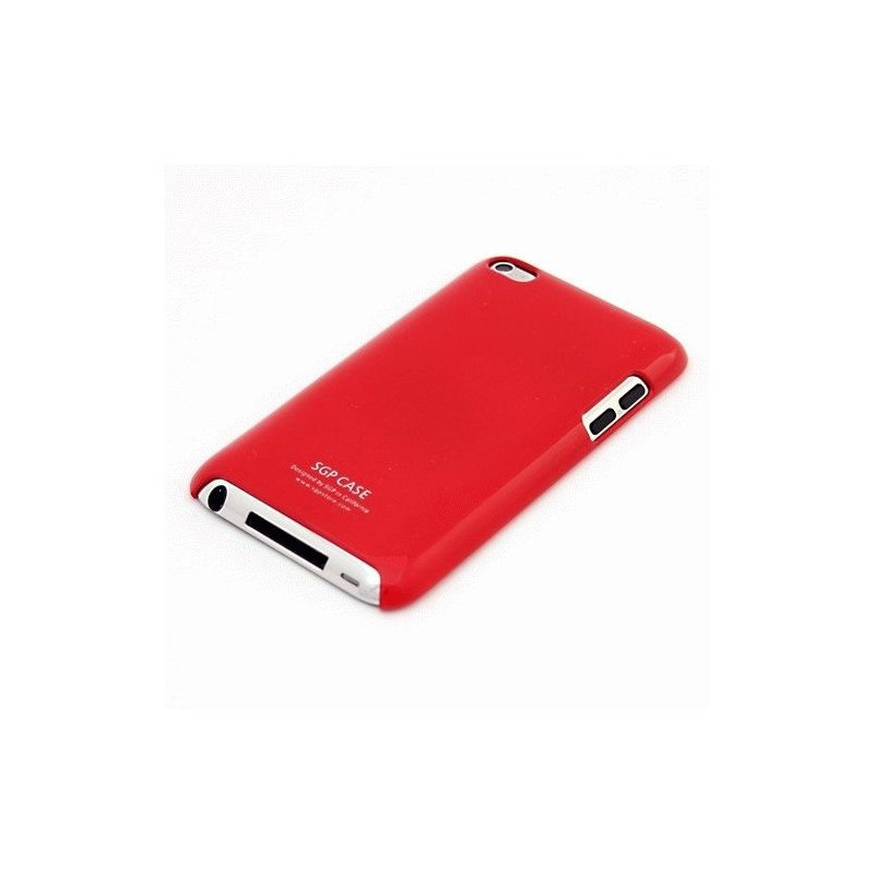 SGP для iPod touch 4 Ultra Thin Red