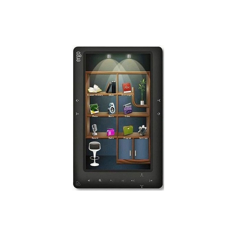 ERGO Book 0702 TFT Black
