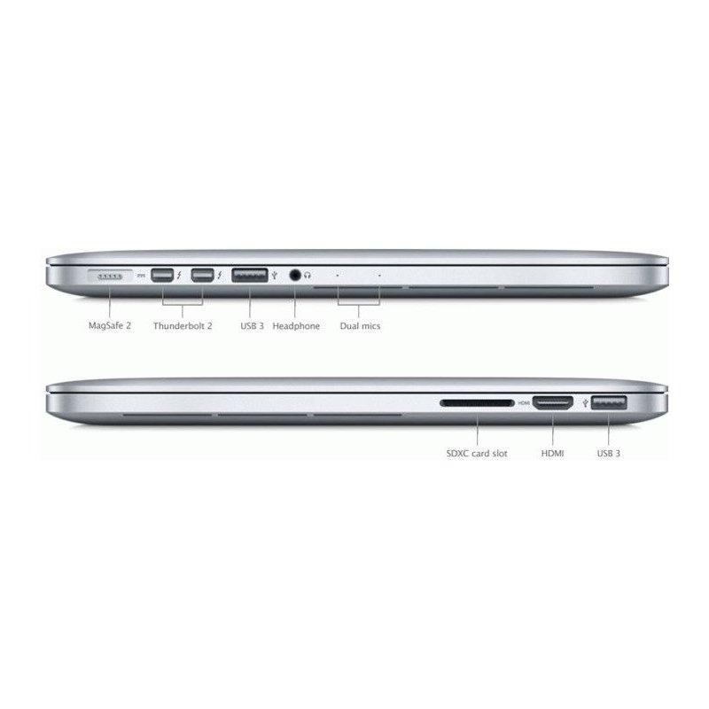 Apple MacBook Pro (Z0QB0002L) with Retina Display 2013