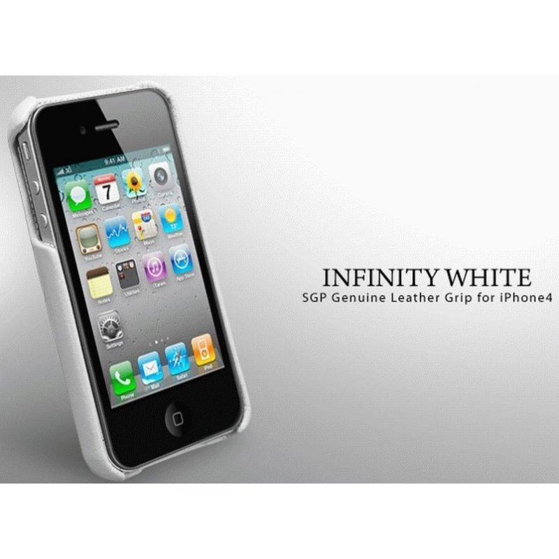 sgp-genuine-leather-grip-infinity-white