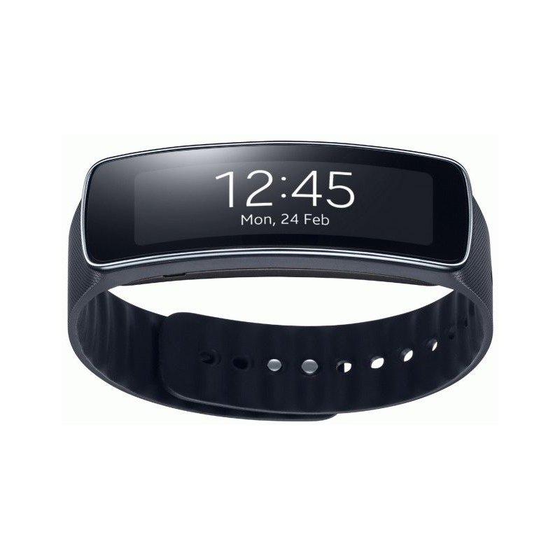 Фитнес-браслет Samsung Gear Fit SM-R3500 Black