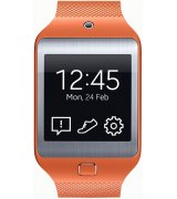 Умные часы Samsung Galaxy Gear 2 Neo SM-R3810 (SM-R3810ZKA) (Wild Orange )