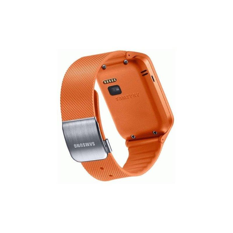 Умные часы Samsung Galaxy Gear 2 Neo SM-R3810 (SM-R3810ZKA) (Wild Orange )