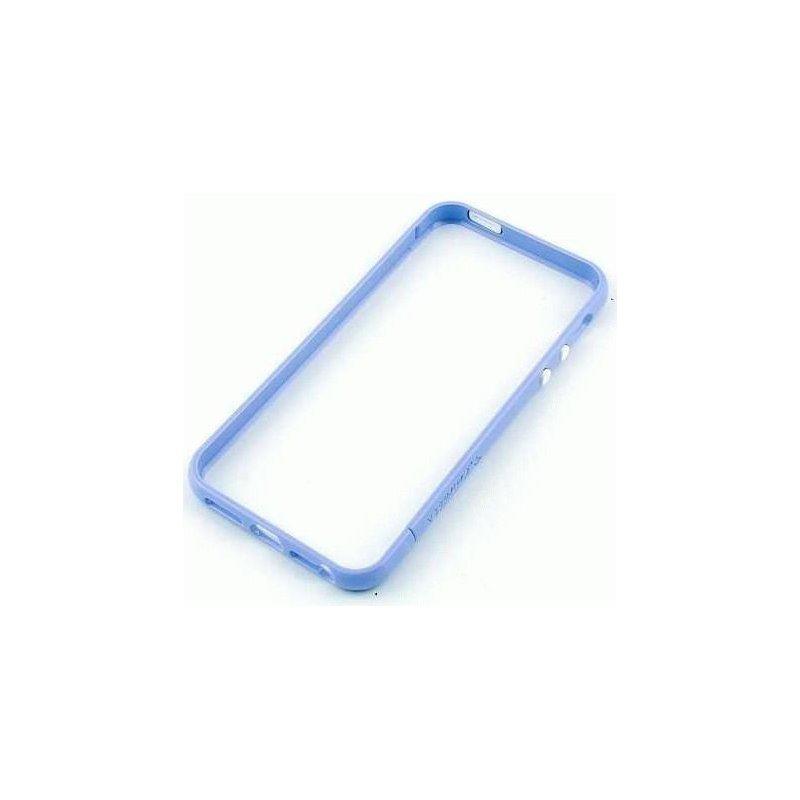 Бампер SGP для iPhone 5/5S Blue