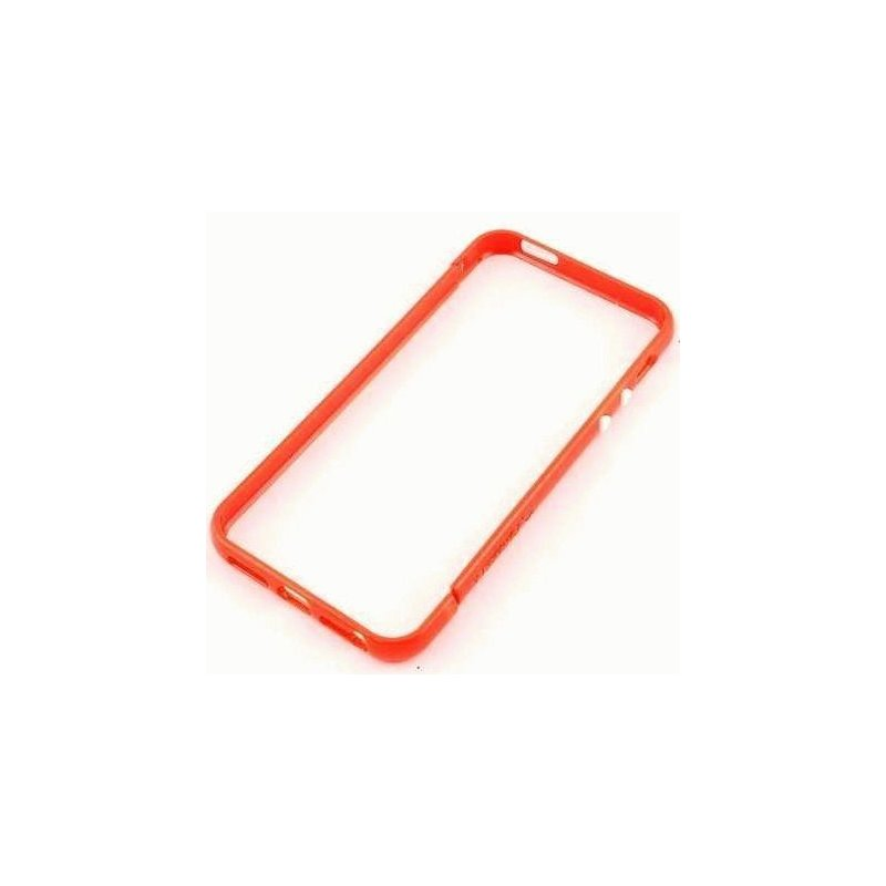 Бампер SGP для iPhone 5/5S Red