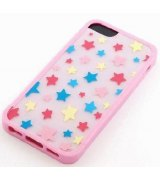 Накладка Ero Star для iPhone 5/5S Pink