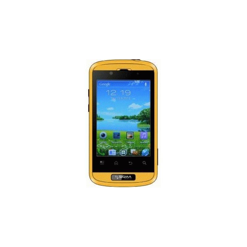 Sigma mobile X-treme PQ11 Black/Yellow