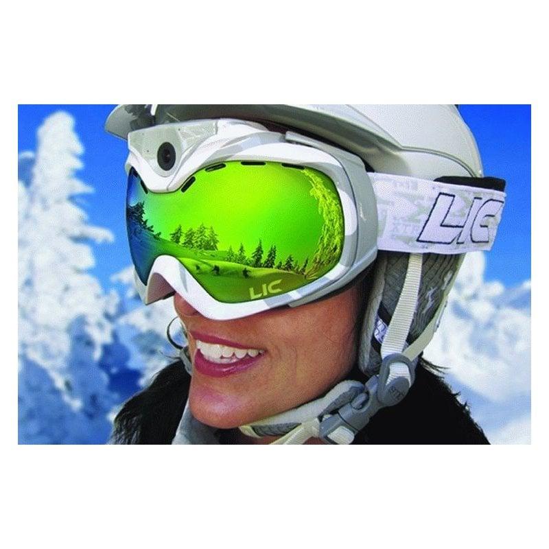 Горнолыжная видеомаска Liquid Image 339W Wi-Fi/GPS