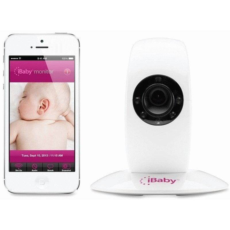 WiFi видеоняня iBaby M2 для iPhone/iPad