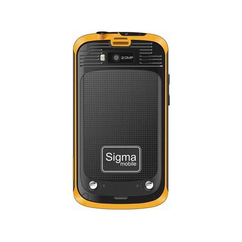 Sigma mobile X-treme PQ11 BlackYellow