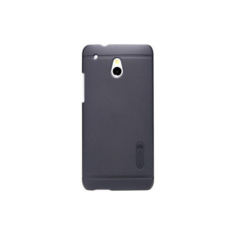 Пластиковая накладка Nillkin Super Frosted Shield для HTC One Mini 601e Black