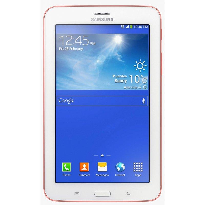 Samsung Galaxy Tab 3 Lite 7.0 T1100 8GB Pink (SM-T110NDWASEK)