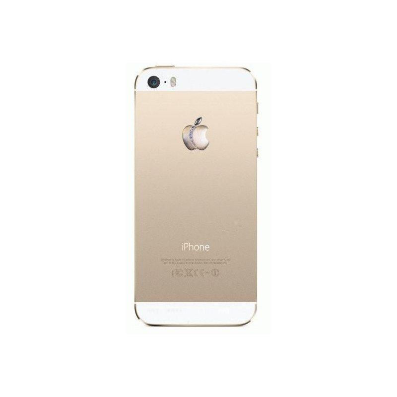 Apple iPhone 5S 64Gb Gold (Золото с Бриллиантами)
