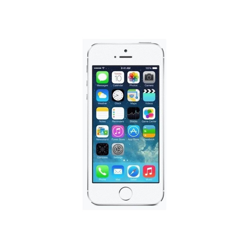Apple iPhone 5S 64Gb Silver (Золото с Бриллиантами)